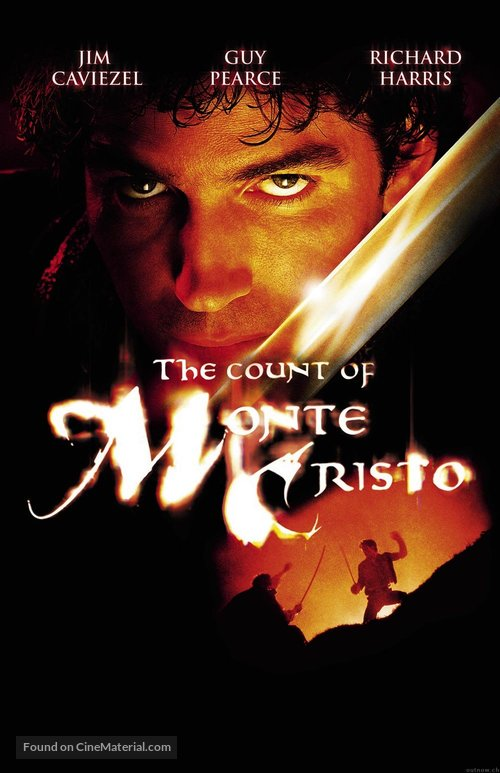 The Count of Monte Cristo - Movie Poster