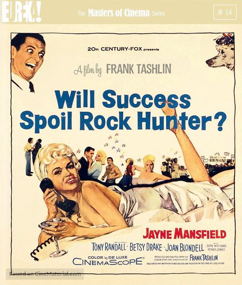 Will Success Spoil Rock Hunter? - British Movie Cover