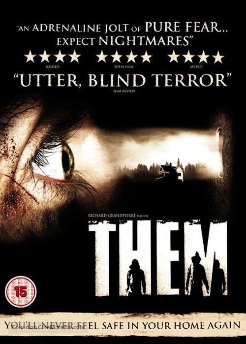 Ils - British DVD cover