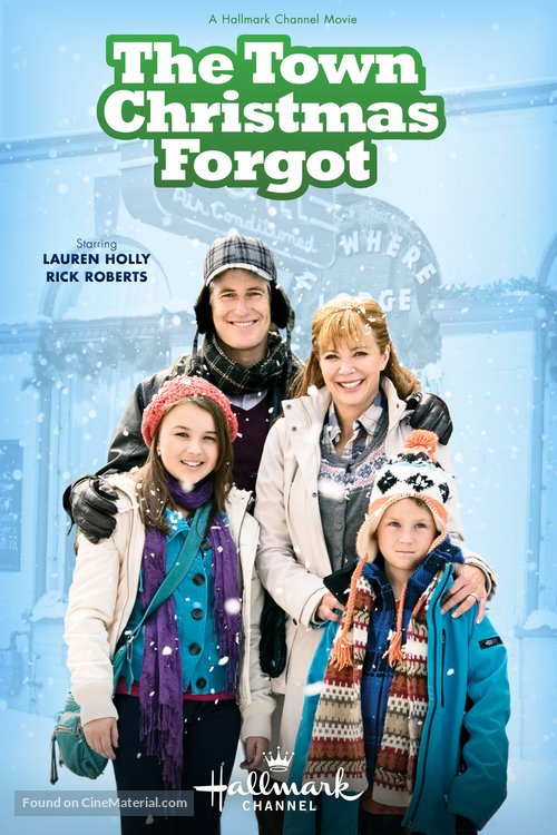 The Town Christmas Forgot - Movie Cover
