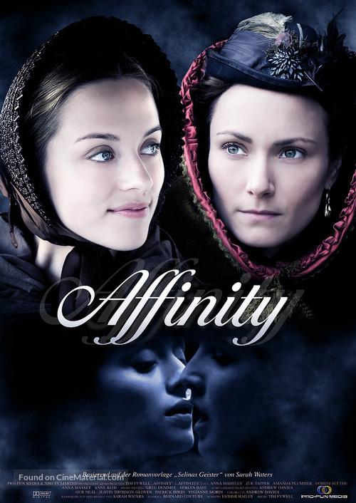 Affinity - German Movie Poster
