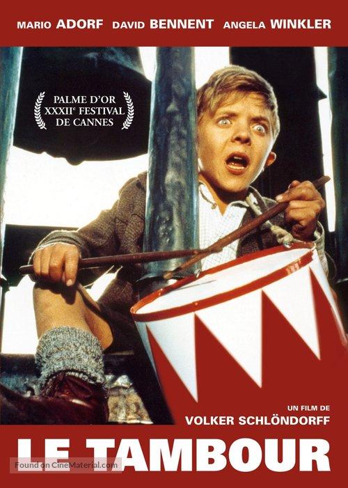 Die Blechtrommel - Canadian Movie Poster