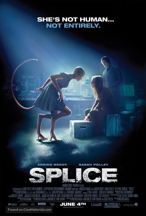 Splice - Movie Poster