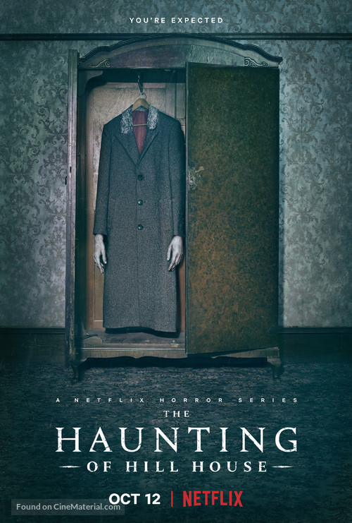 """""""The Haunting of Hill House"""" - Movie Poster"""