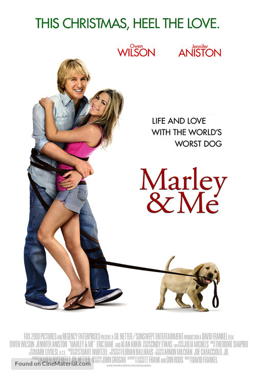 Marley & Me - Theatrical movie poster
