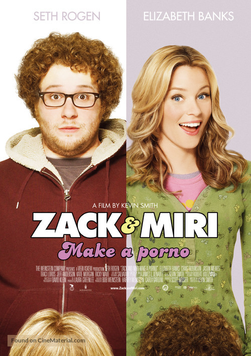 Zack and Miri Make a Porno - Movie Poster