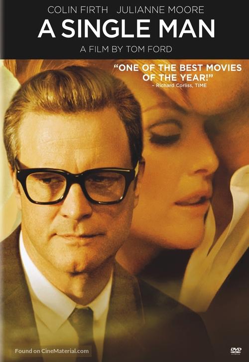 A Single Man - Movie Cover