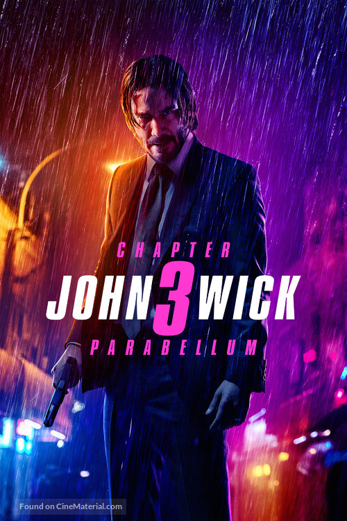 John Wick: Chapter 3 - Parabellum - Movie Cover