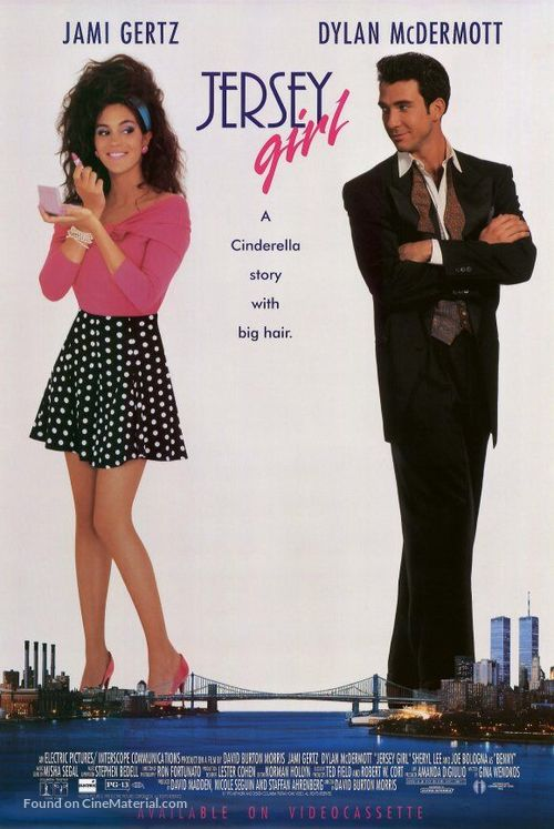 Jersey Girl - Movie Poster