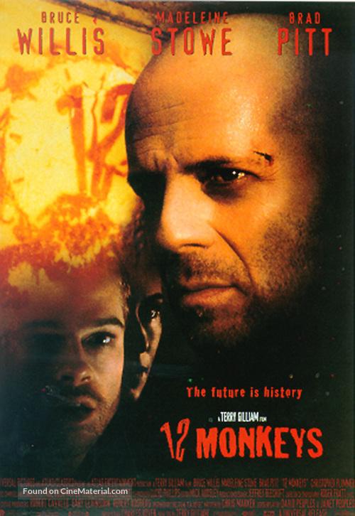 Twelve Monkeys - Movie Poster