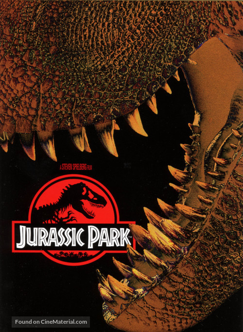 Jurassic Park movie cover