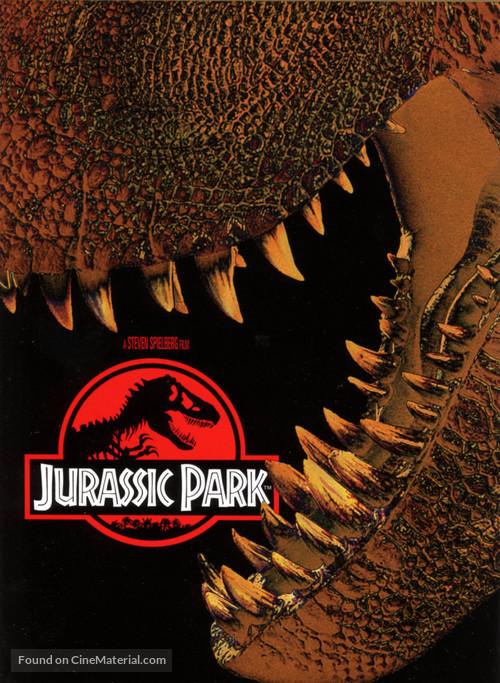 Jurassic Park - Movie Cover