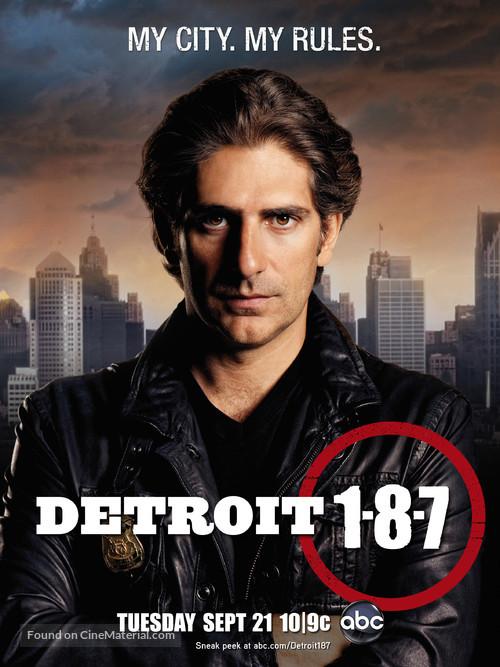 """Detroit 187"" - Movie Poster"