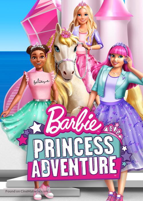 Barbie Princess Adventure (2020) movie poster