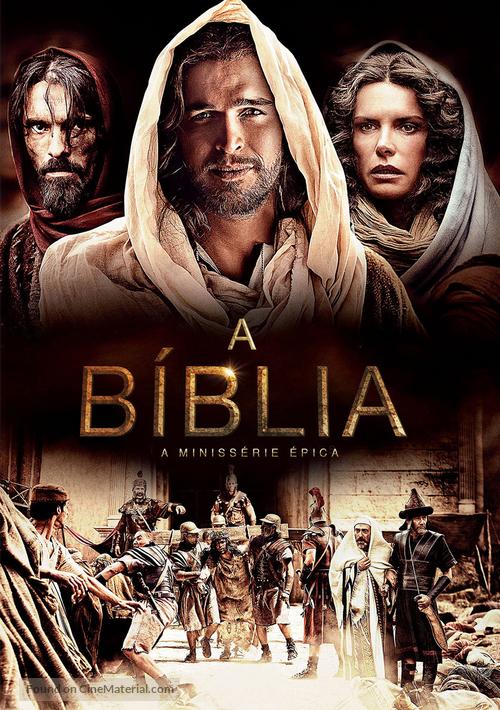The Bible - Brazilian Movie Cover