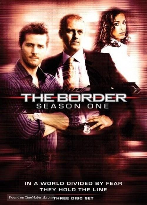 """The Border"" - Movie Cover"