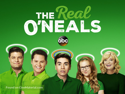 """The Real O'Neals"" - Movie Poster"