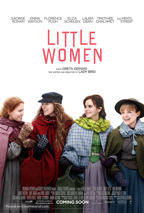 Little Women - International Movie Poster
