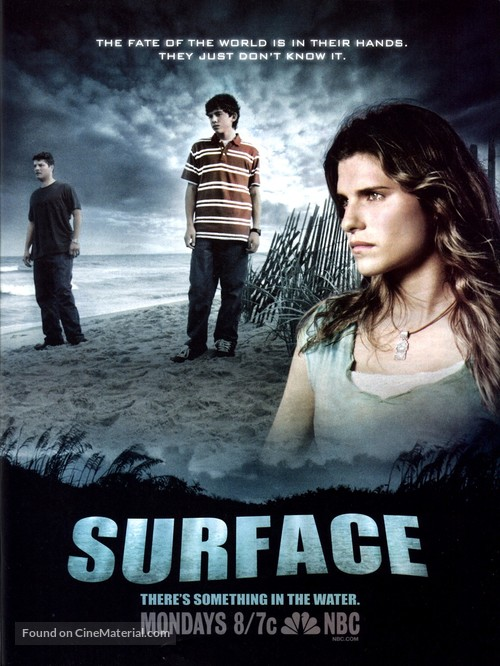 """""""Surface"""" - Movie Poster"""