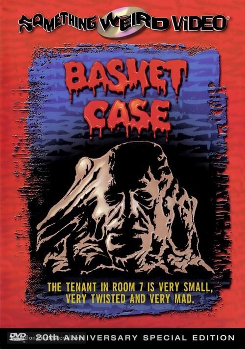 Basket Case - DVD movie cover