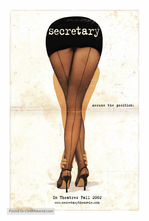 Secretary - Movie Poster