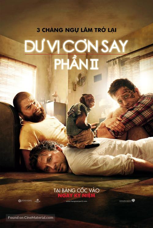 The Hangover Part II - Vietnamese Movie Poster