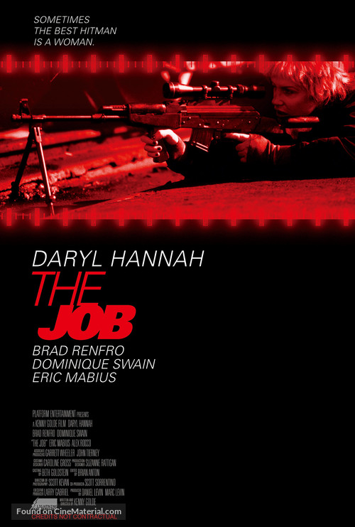 The Job - Movie Poster