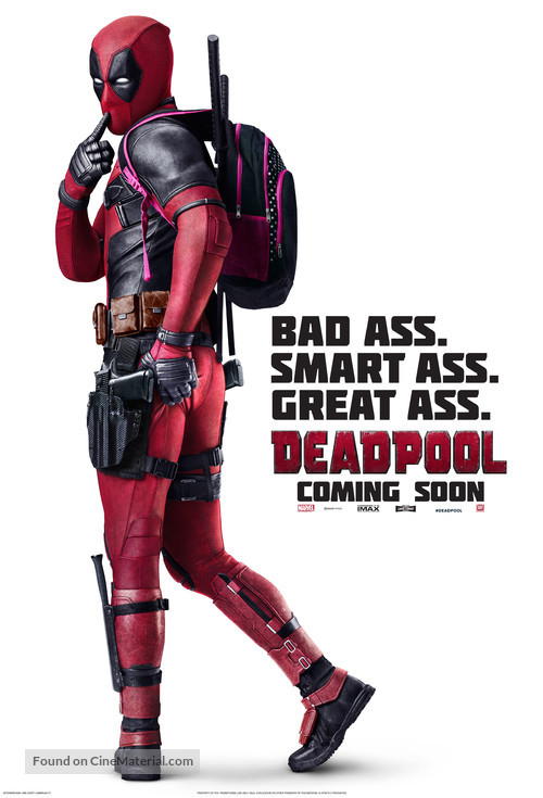 Deadpool - Movie Poster
