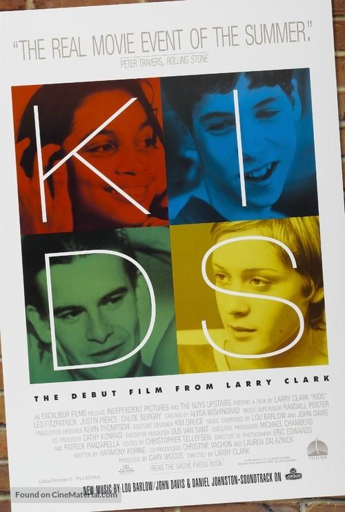 Kids - Movie Poster
