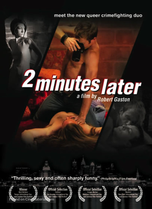 2 Minutes Later - DVD movie cover