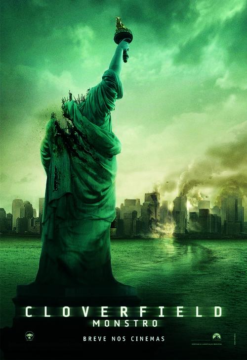 Cloverfield - Brazilian poster