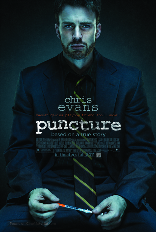 Puncture - Movie Poster
