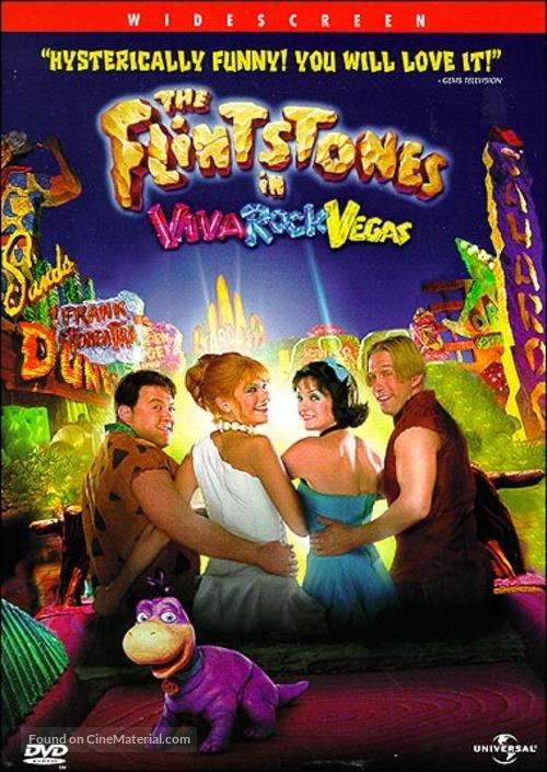 The Flintstones in Viva Rock Vegas - poster
