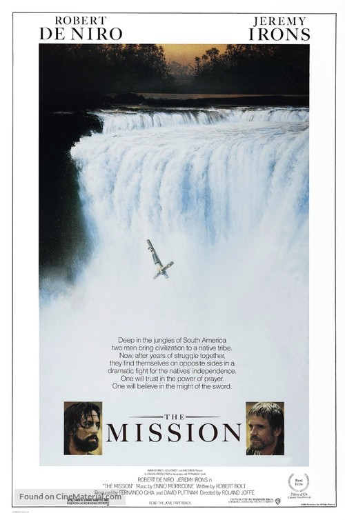 The Mission - Movie Poster