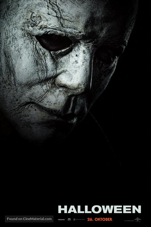 Halloween - Norwegian Movie Poster