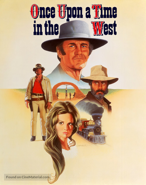 C'era una volta il West - Movie Poster