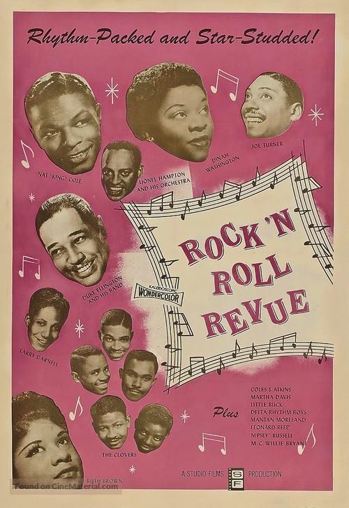 Rock 'n' Roll Revue - Movie Poster