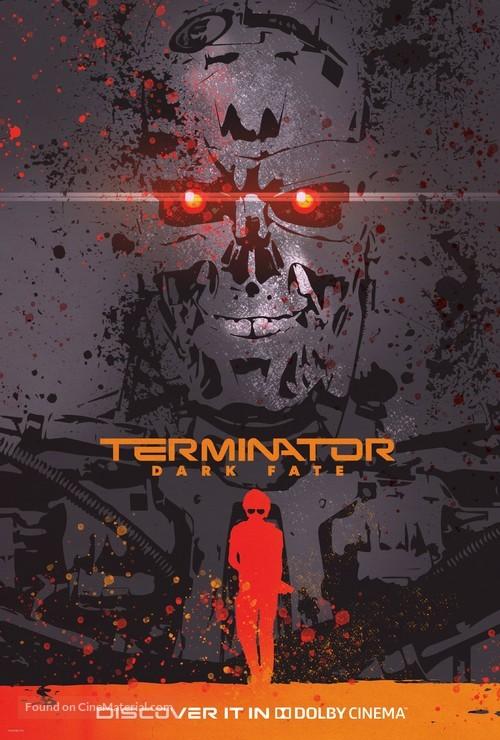 Terminator: Dark Fate - Movie Poster