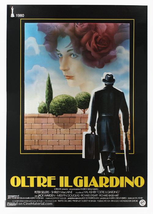 Being There - Italian Movie Poster
