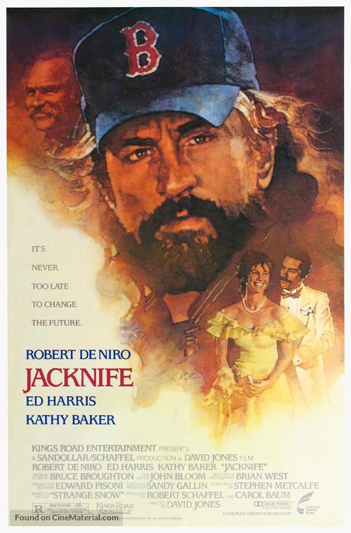 Jacknife - Movie Poster