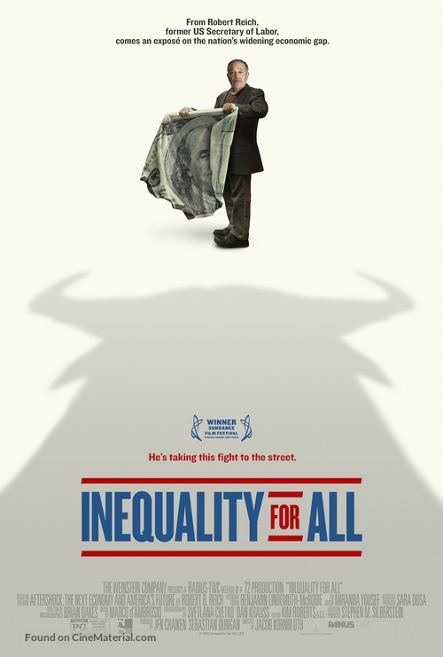 Inequality for All - Movie Poster