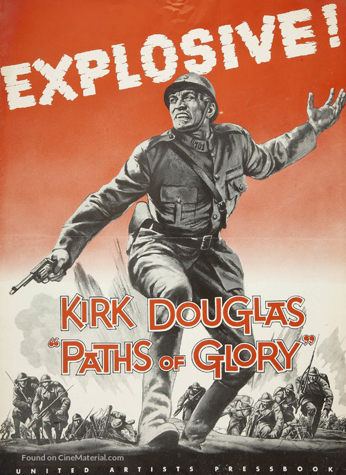 Paths of Glory - Movie Cover