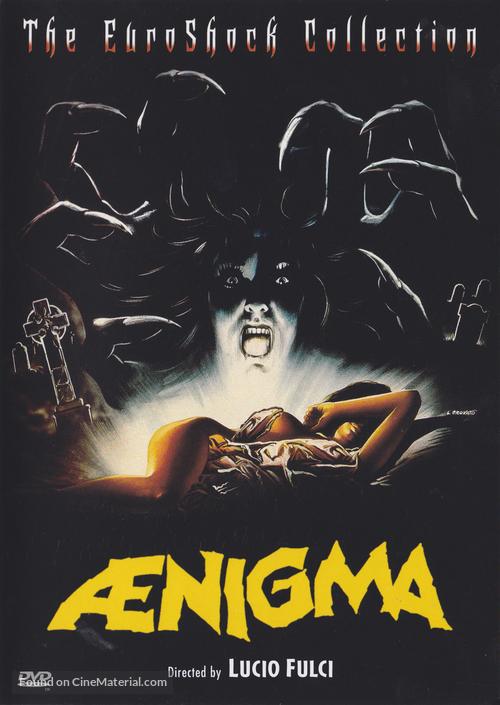 Aenigma - DVD movie cover
