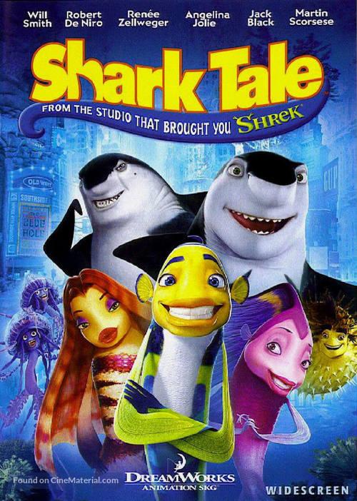 Shark Tale - Movie Cover