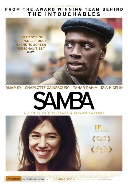 Samba - Australian Movie Poster