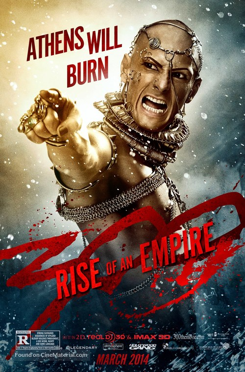 300: Rise of an Empire - Movie Poster