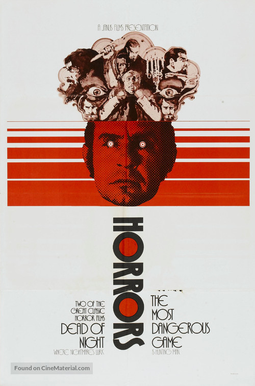 Dead of Night - Combo movie poster