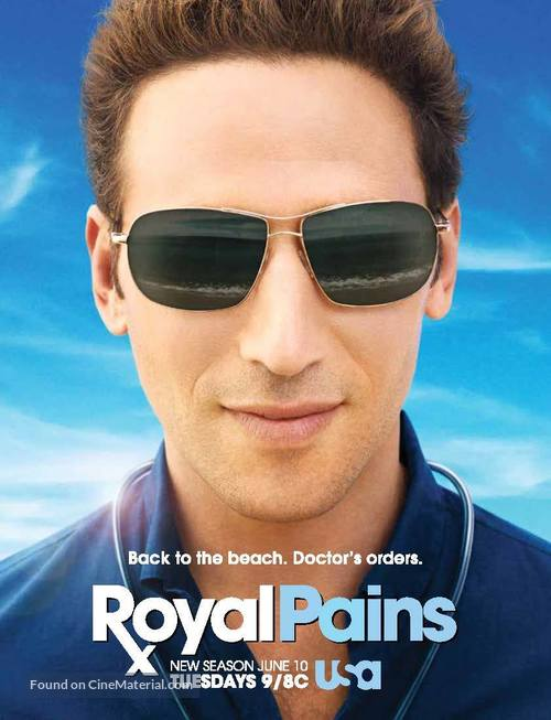 """Royal Pains"" - Movie Poster"
