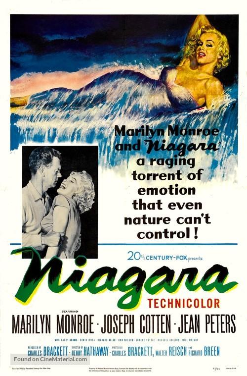 Niagara - Movie Poster