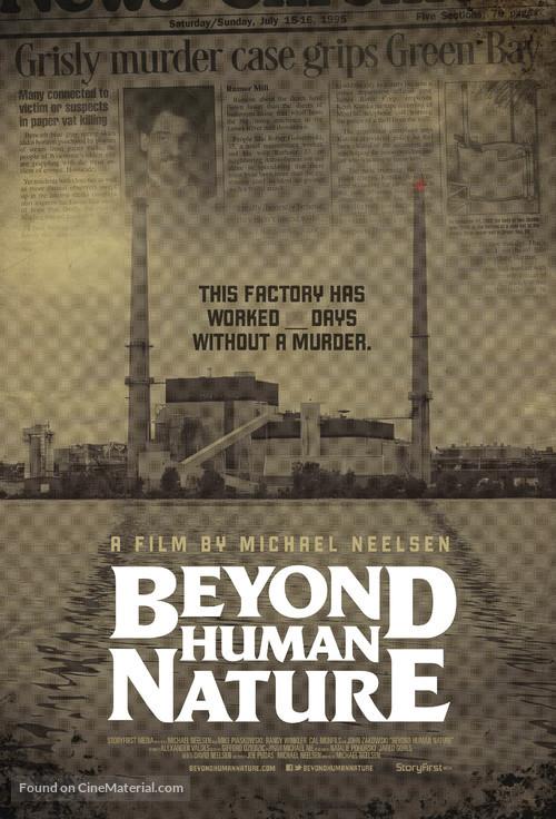 Beyond Human Nature - Movie Poster